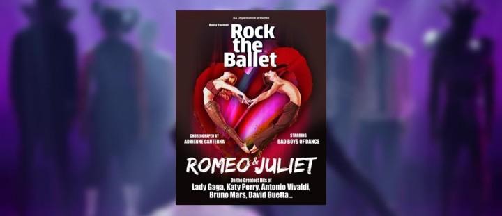 Romeo Juliet Rock the Ballet